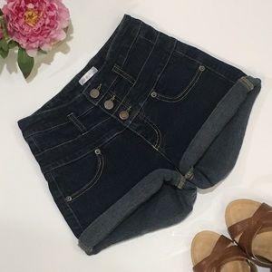 Xhilaration Jean Shorts